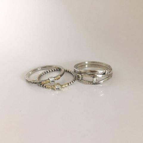 3 nieuwe ringen